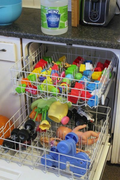 keep toys tidy tips