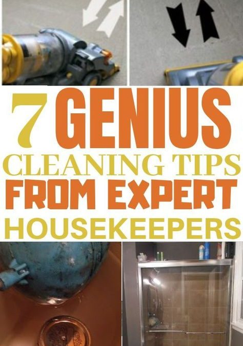 7 Expert Cleaning Tips Everyone Should Consider