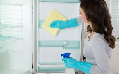 Top Tips For Cleaning Your Fridge