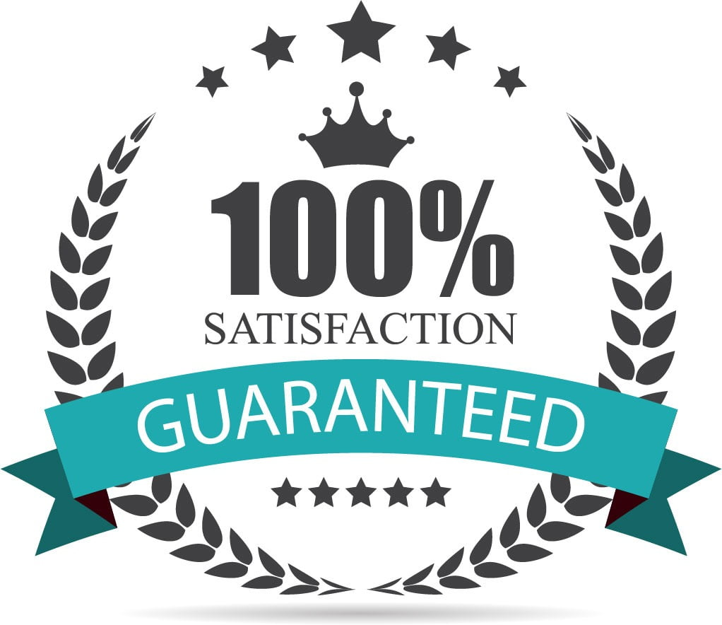 100% Satisfaction Guarantee on all cleaning services in Sydney